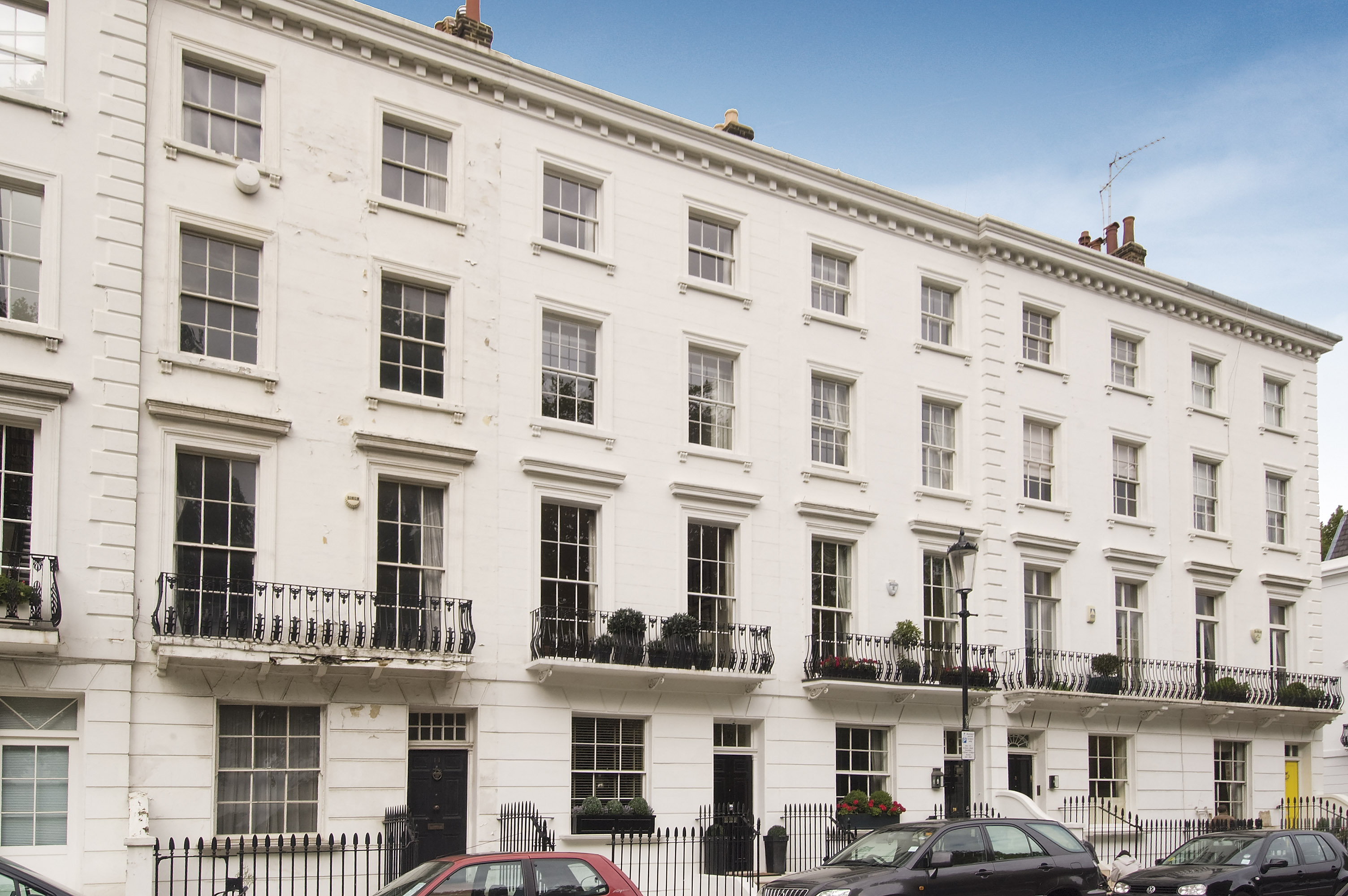 Lettings clifton london for Terrace street